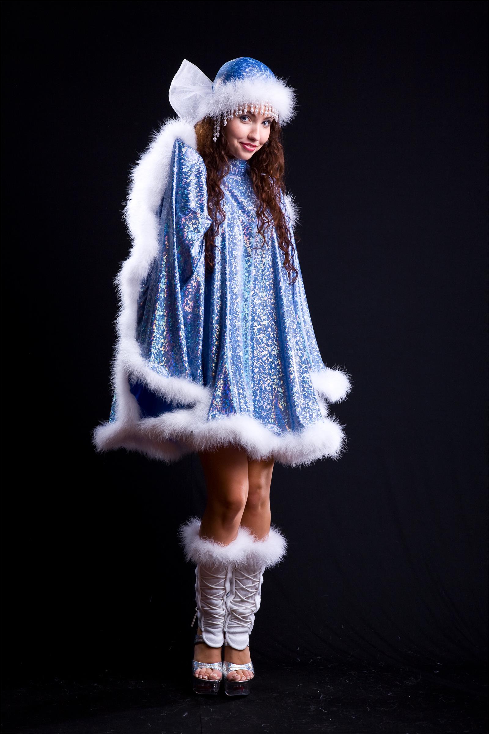 Сшить костюм снегурочки своими руками мастер класс
